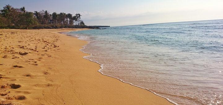 Patar White Sand Beach